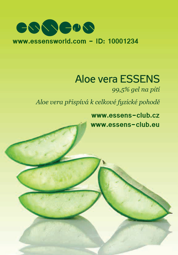 Aloe Vera gel drink - Essens-ID-10001234