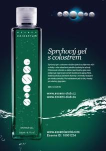 Essens Colostrum - Sprchový gel- Essens ID: 10001234