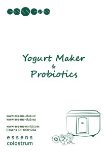 Colostrum Yogurt maker-ID-10001234